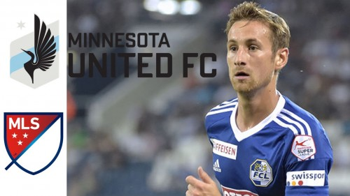 Breaking: Thiesson Joins MLS w/MNUFC