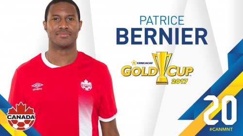 Patrice Bernier Returns to Canadian NT