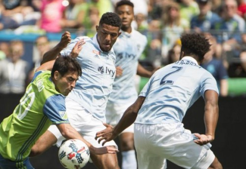 Signing: Sporting KC Promotes James Musa