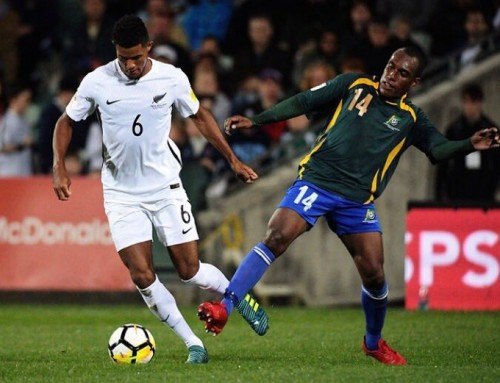 Musa Selected for All-Whites' Word Cup Qualifiers