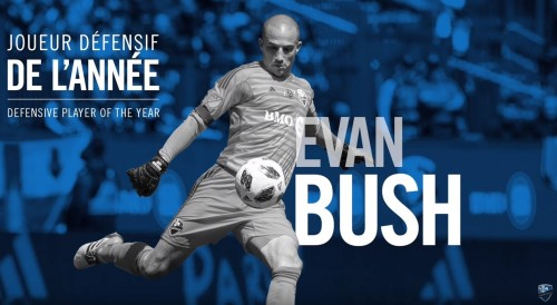 2018 IMFC Defensive MVP: Evan Bush