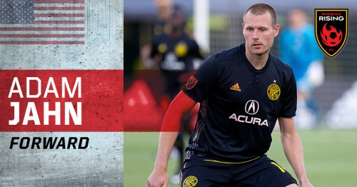 Signing: Adam Jahn Signs 2-Year Deal with Phoenix