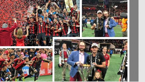 Champion: Kevin Kratz Wins MLS Cup w/Atlanta Utd